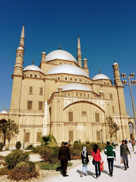 Salah El Din Alyouby Citadel, Cairo, Egypt