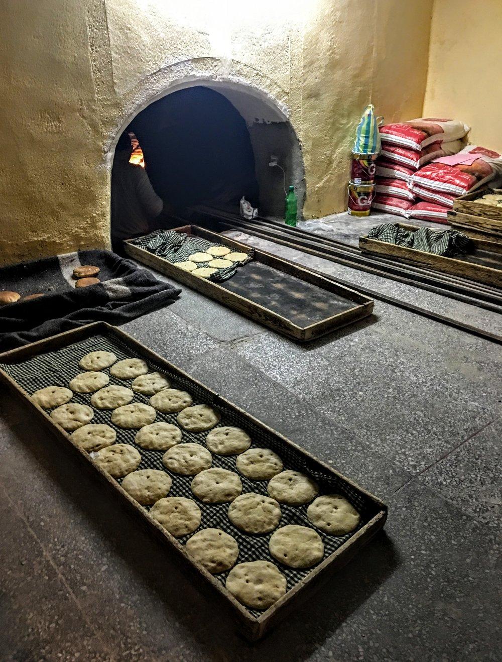 Marrakech Communal Bread Oven