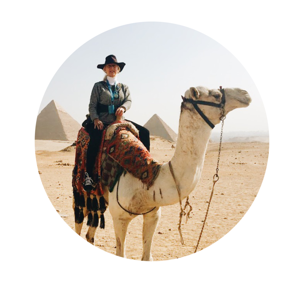 Astrid Clements: Astrid Solo Travel Advisor Founder