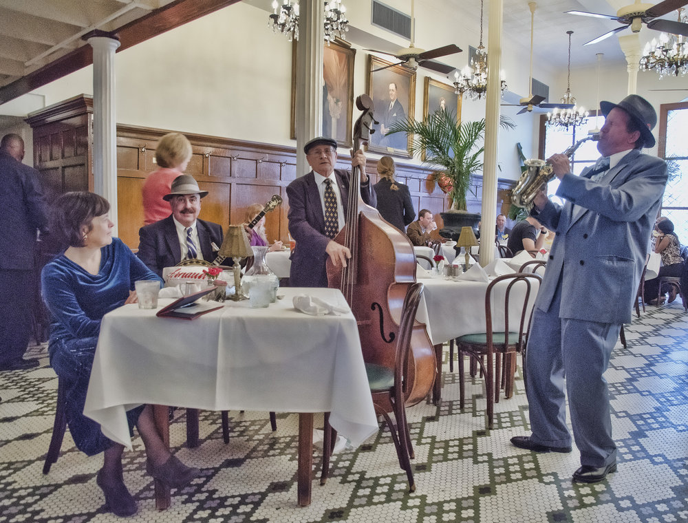 Amazing  photo of Arnaud's Jazz Brunch  by  Peter Clark   via flickr.
