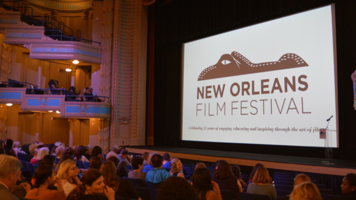 Photo by  New Orleans Film Society