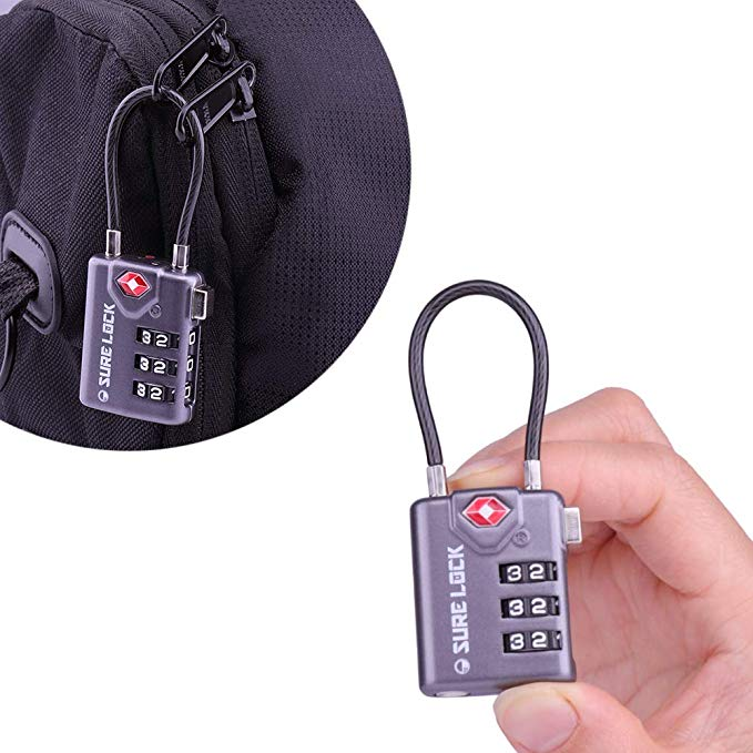 surelock luggage lock