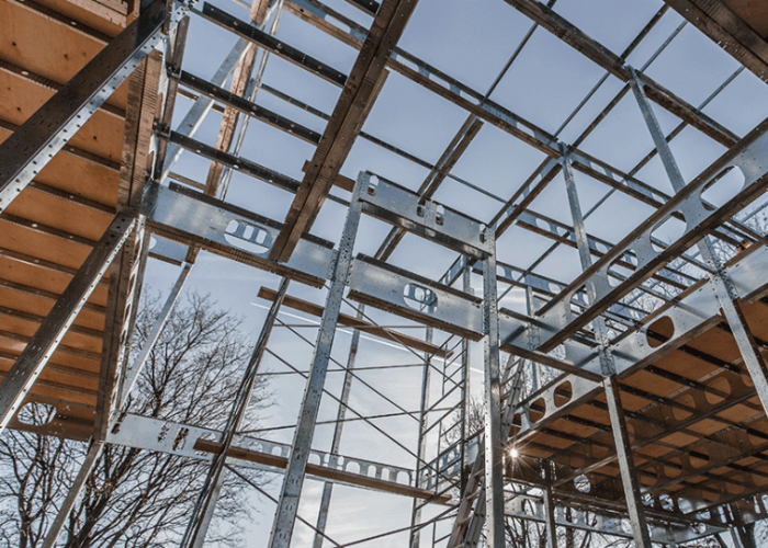 Steel Construction System -