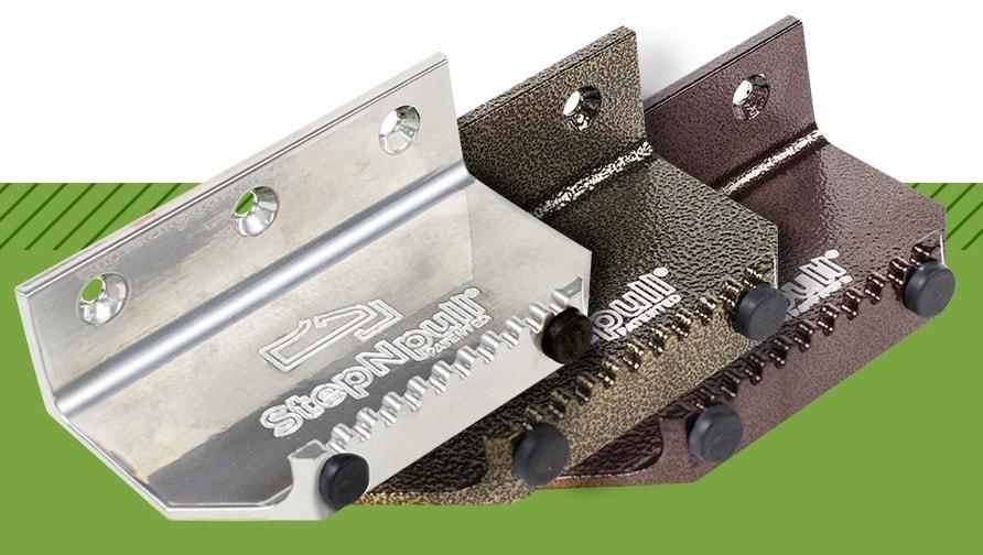 StepNpull Sanitary Door Opener - Available In Three Stylish Finishes