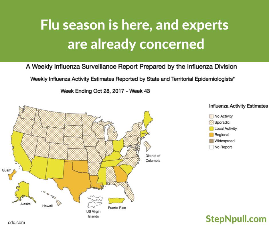 Flu Season 2017