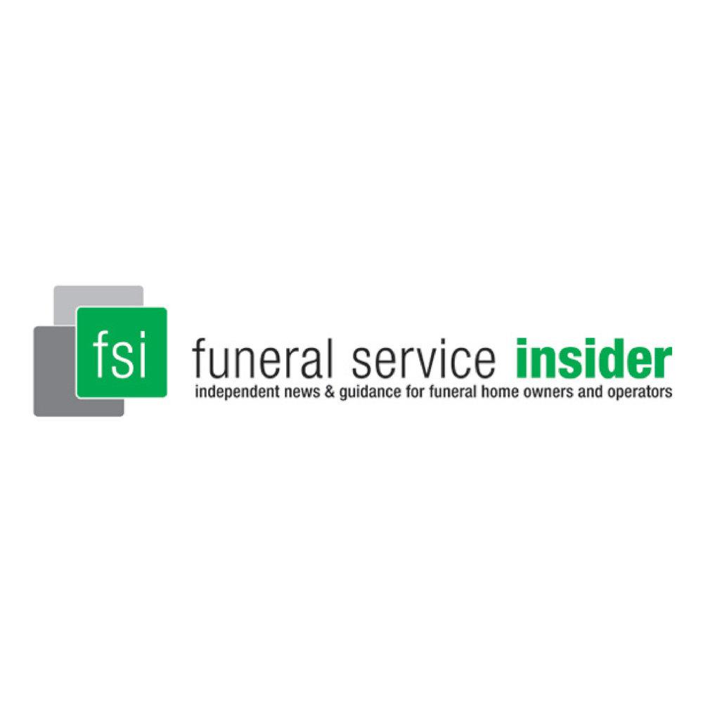 Funeral Service Insider