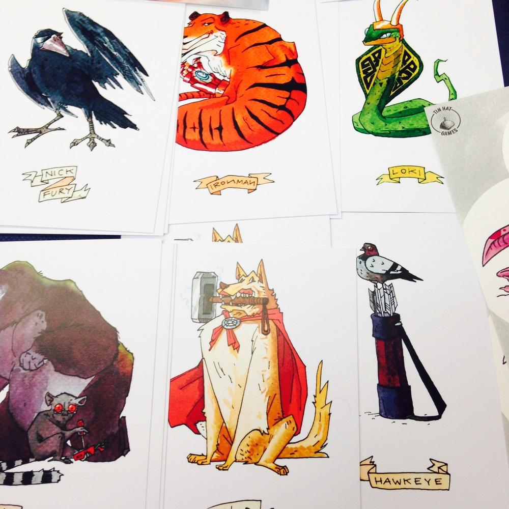 Illustrazioni di Laura Guglielmo
