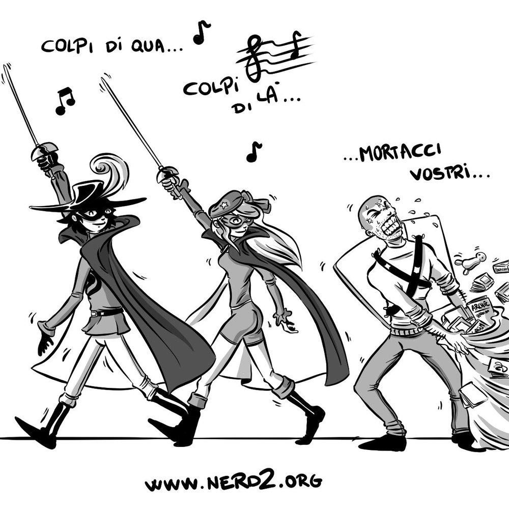 Il Tulipano Nero (Daniel) la Stella della Senna (Cecilia) e il facchino... ehm ed Emanuele a Lucca!