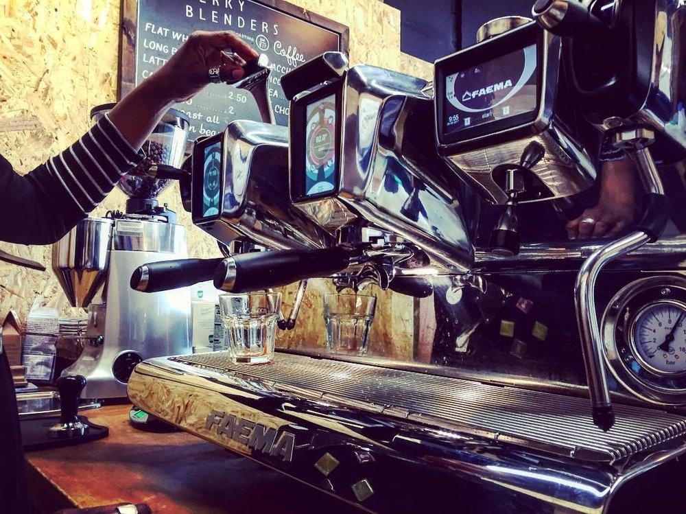 Espresso -