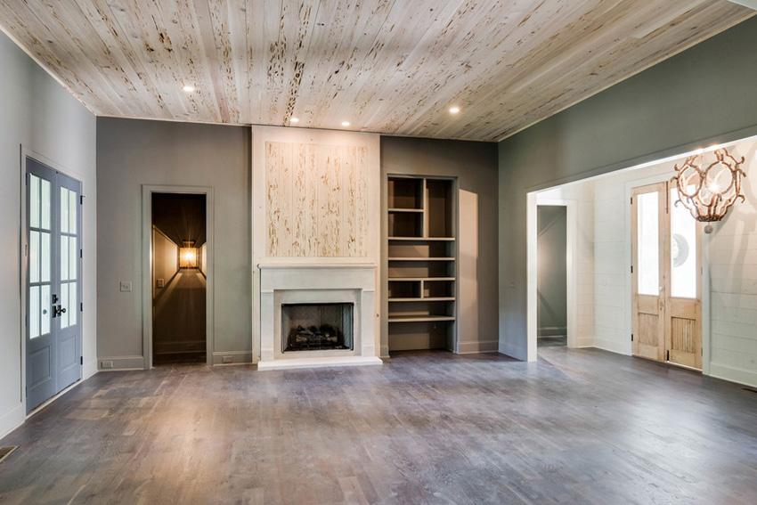 Custom Built Home Nashville Tennessee Interior Details Quality