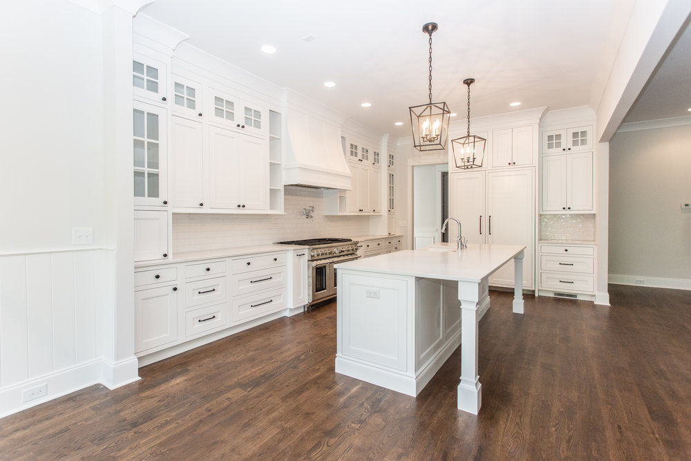 Kitchens — Chandelier Development