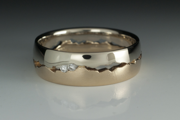 WEB-Weddings-Men's Bands-Customers White Gold and 14kYellow Gold  Image-2012- 6126.jpg