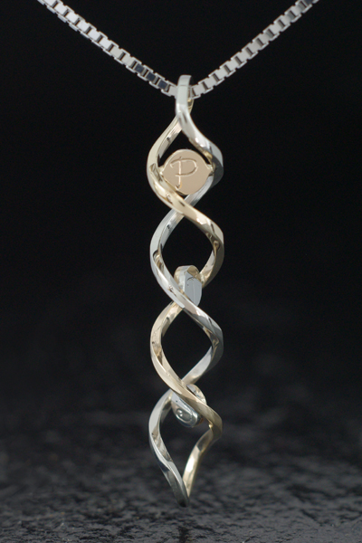 WEB-Gallery-14k White and Yellow Gold-DNA Pendant-2011-Image-4914.jpg
