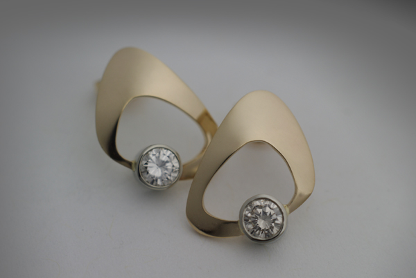 WEB-Gallery-Yellow Gold Earrings with Customers Diamonds-2011-Image 3782.jpg
