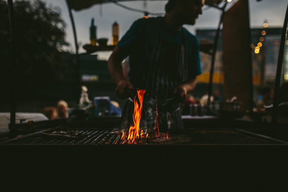 Our input was also integral in producing the BBC 6Music Awards at the Sage Gateshead (Feb 2015), and the regional heat of the British Street Food Awards, which we also happened to win.