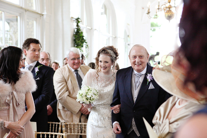 The orangery Holland Park wedding