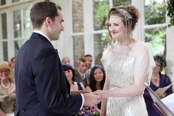 The Orangery Holland Park wedding photos