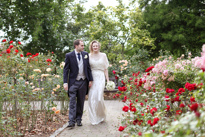 The Orangery Holland Park wedding photographer