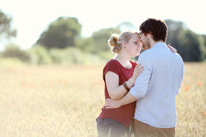 Creative pre wedding photography Dasha caffrey