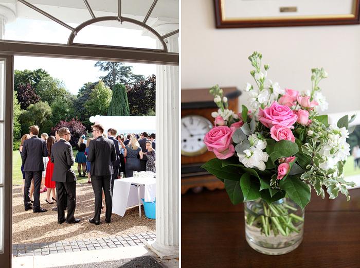 Manor House School wedding photography Surrey
