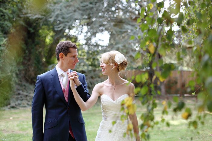 Manor House School wedding