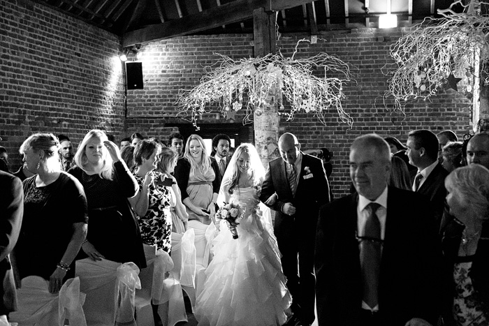 Cooling Castle Barn wedding (2)