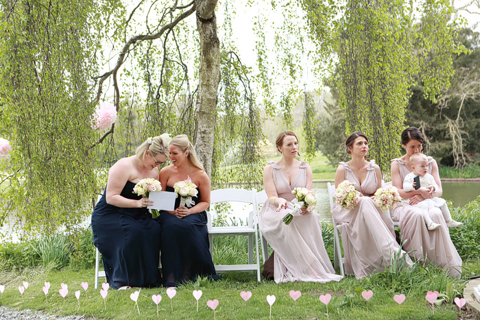 Preston Court Kent wedding