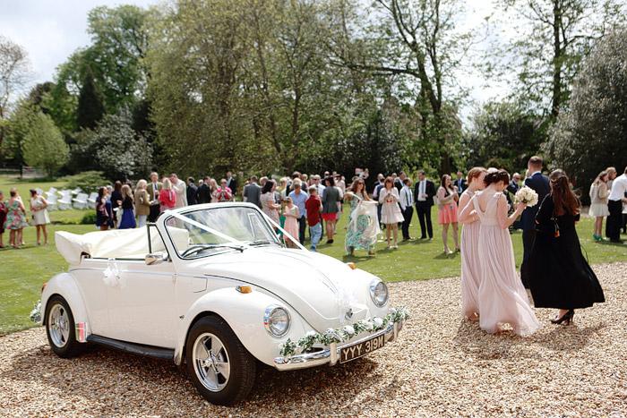wedding photos at Preston Court