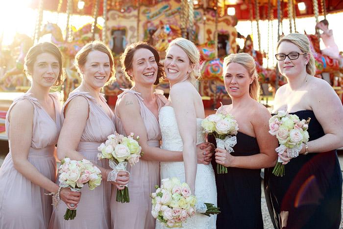wedding photography in Preston Court