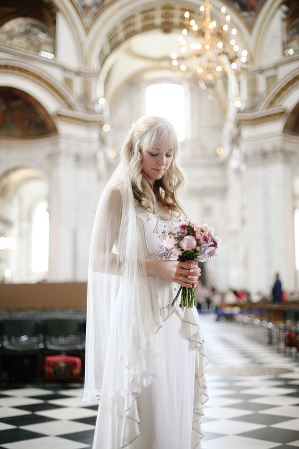 St.Paul's Cathedral wedding