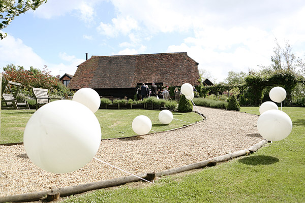 Rumbolds Farm wedding venue