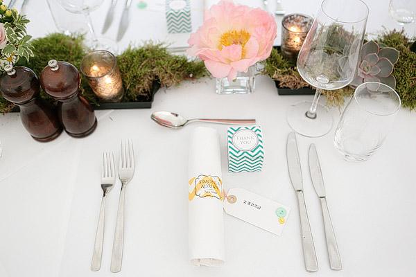 wedding styling by Jennifer Sue