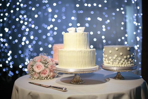 Zoe Clark wedding cakes