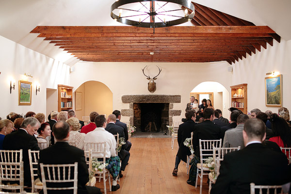 Aswanley wedding venue Aberdeenshire Scotland