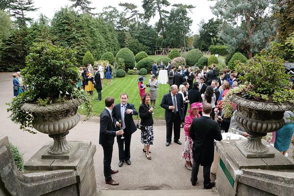 Wedding photographer in Surrey Hampton Court