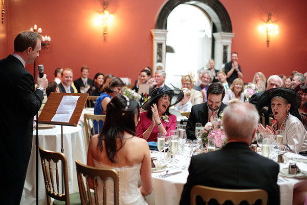 wedding at the Hampton Court House