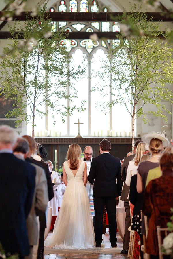 All Saints' Church wedding Kent