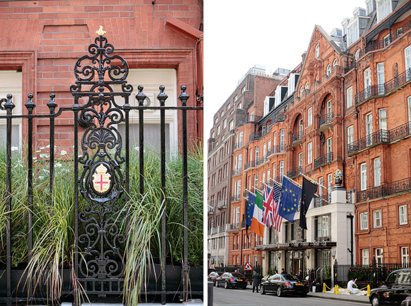 Claridge's Hotel London