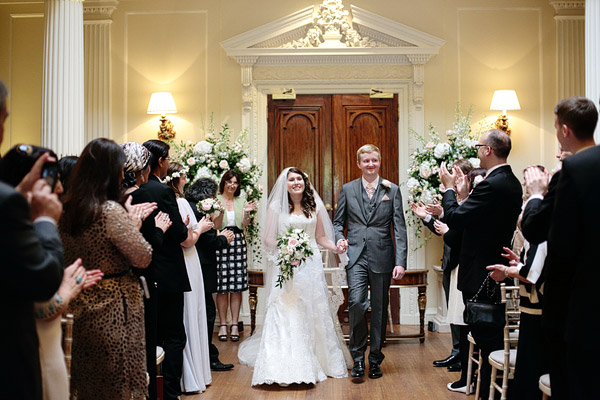 wedding ceremony in Hedsor House (2)