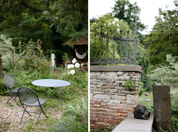 rustic B&B near Vichy France
