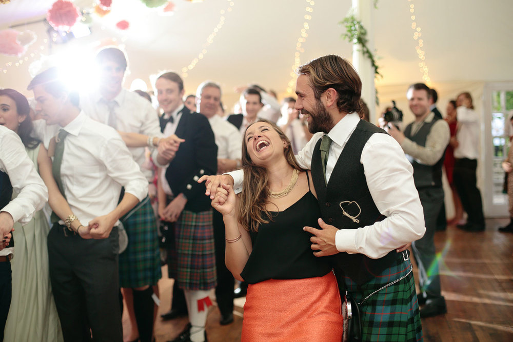 ceilidh dance photo Ballathie House Hotel Scotland