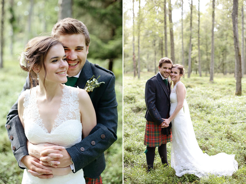 Ballathie House Hotel wedding photographer