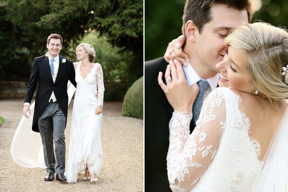 Northamptonshire wedding