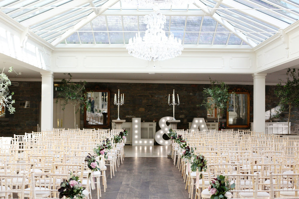 Tankardstown House wedding venue the orangery photo