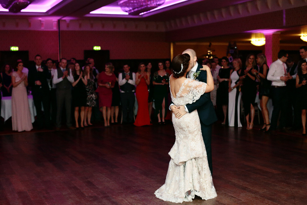 Kilronan Castle wedding photographer