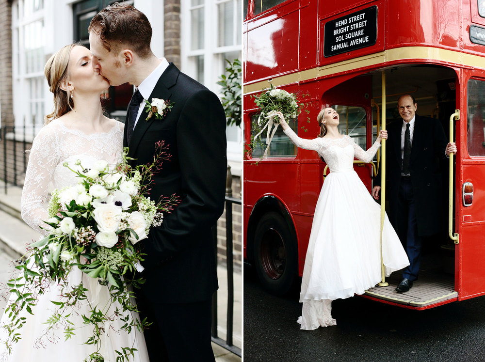 Brixton East wedding in London