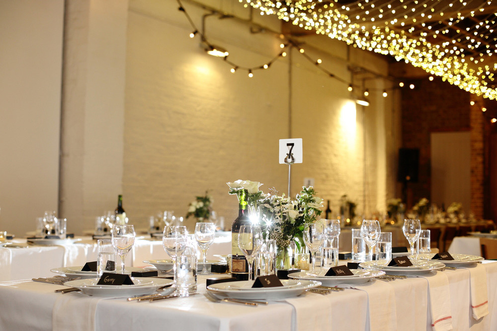 Warehouse London wedding venue