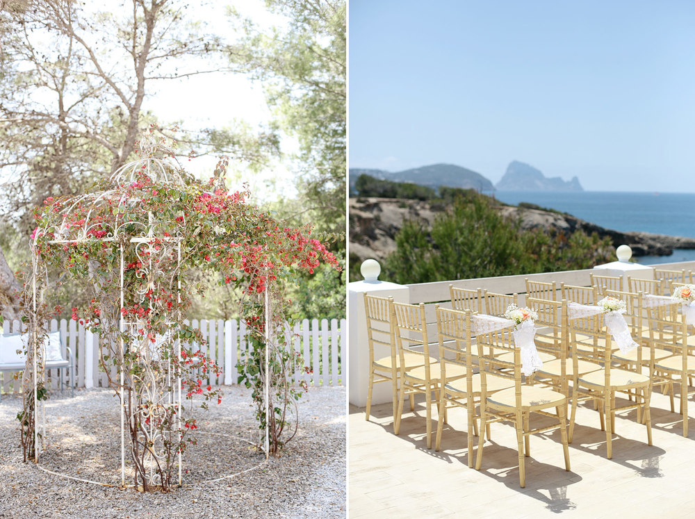 wedding venue Ibiza photo