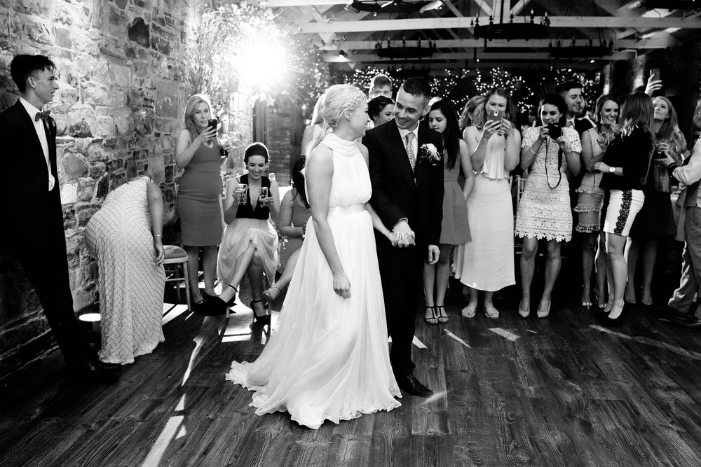 Ballymagarvey Village first dance photo