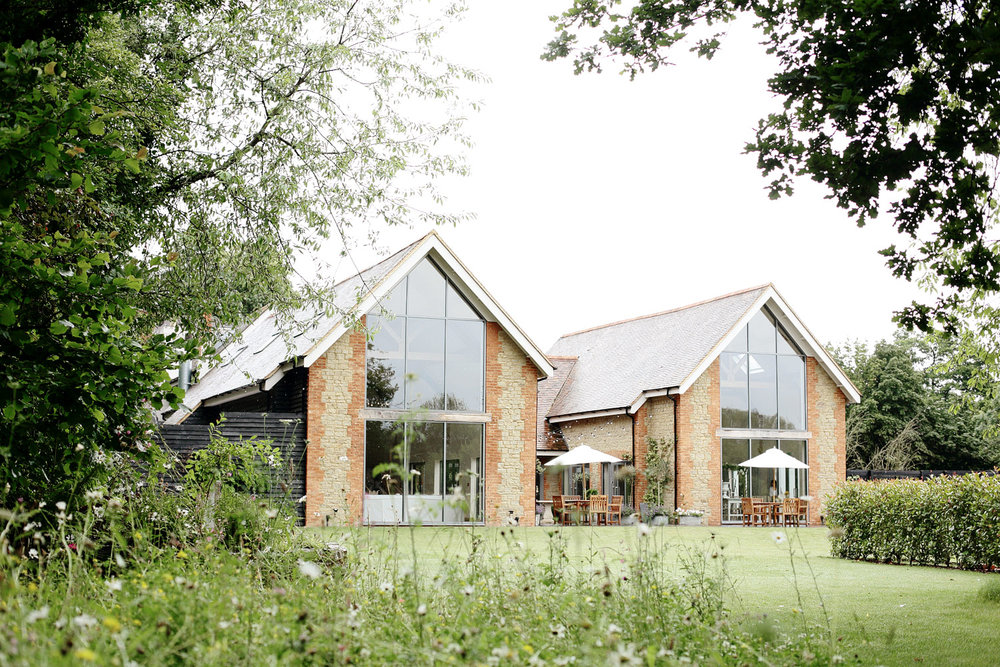 barn wedding venue in Surrey